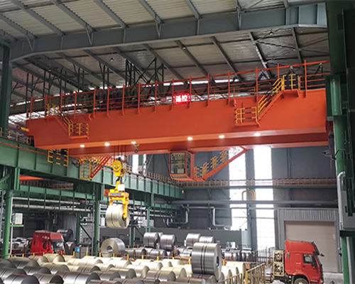 Aicrane advanced 40 ton overhead crane for sale