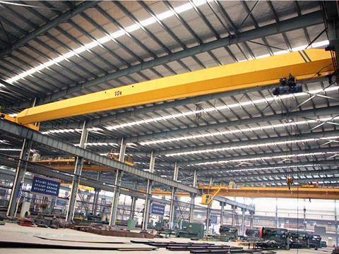 single girder 10 ton overhead crane for sale