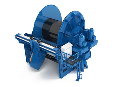 solong drum winch