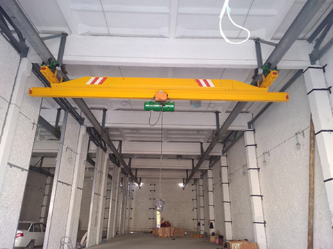 solong girder 5 ton tulay crane