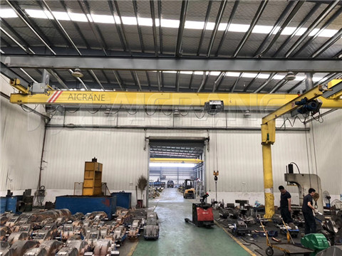 solong girder crane