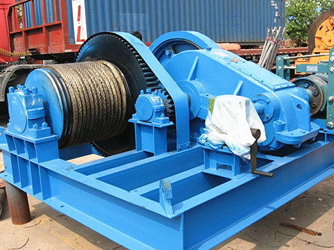 10 ton construction winch for sale