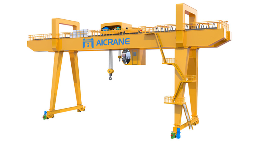 10 Ton Gantry Crane | Gantry Crane Supplier | Reliable