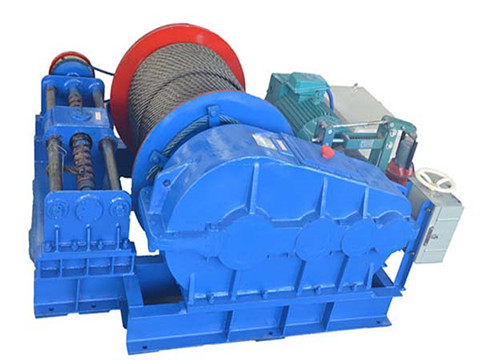 4 ton electric winch supplier