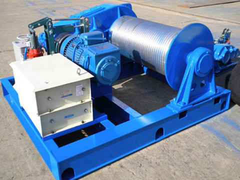 common electric winch 20 ton