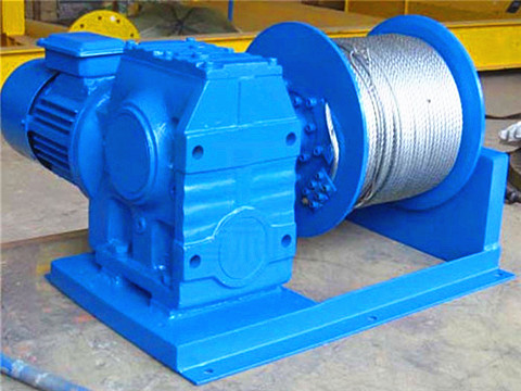 electric winch 50 ton