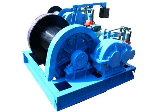 hydraulic winch 20 ton for sale