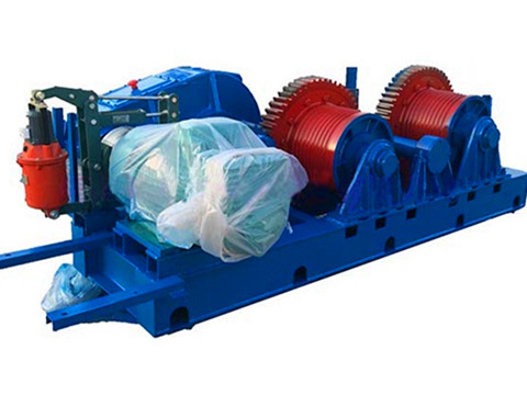 light duty hydraulic winch supplier