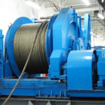 Marine Hydraulic Winch