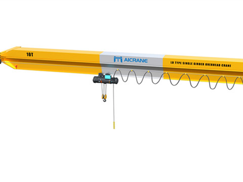 portable 10 ton bridge crane manufacturer