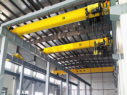 portable 5 ton bridge crane price