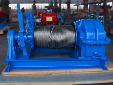 quality electric winch