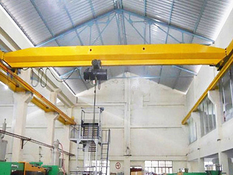 standard garage bridge crane design