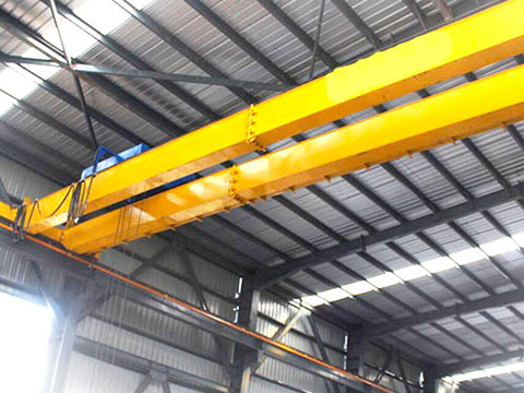 6 ton double girder bridge crane supplier