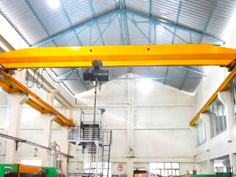 6 ton single girder bridge crane for sale