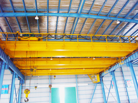 Aicrane warehouse crane design