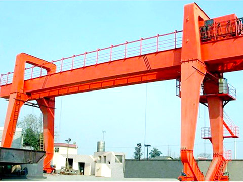 mobile 30 ton gantry crane