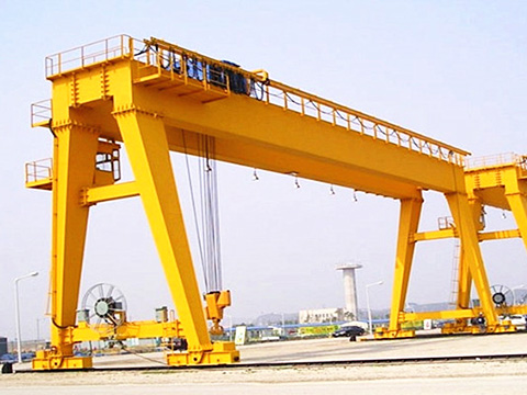 outdoor gantry crane 30 ton