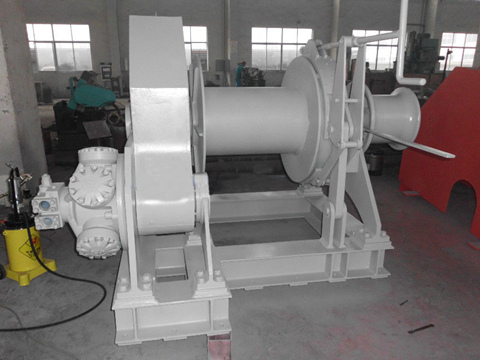 20 ton hydraulic winch