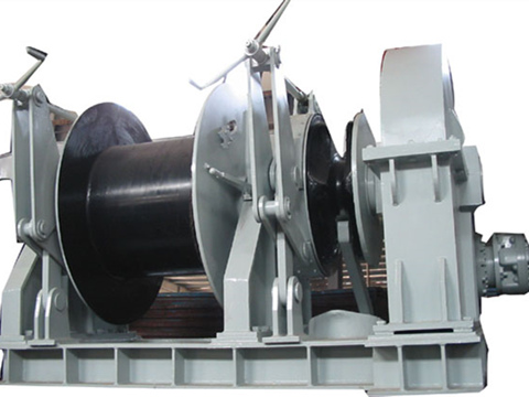 hydraulic winch for sale