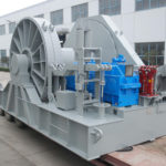 Anchor Mooring Winch