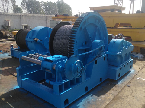 30 ton winch for sale