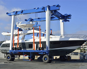 Marine Travel Lift