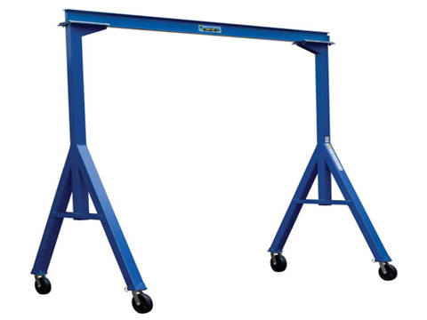 adjustable crane