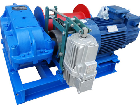 light duty winch supplier