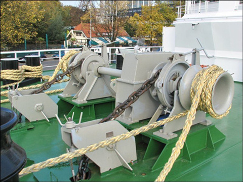 professional anchor winch