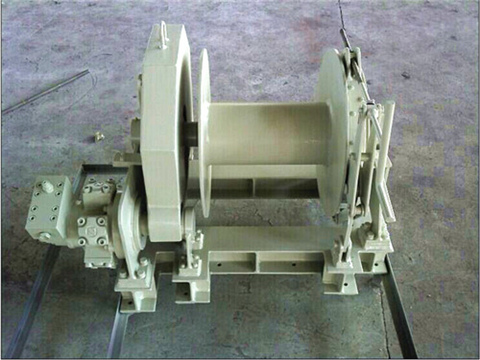 small size winch