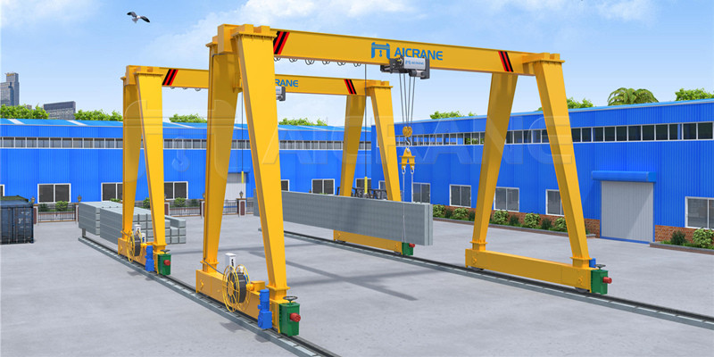 small gantry crane