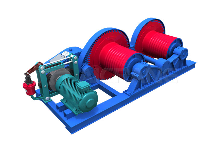 dual winch for sale