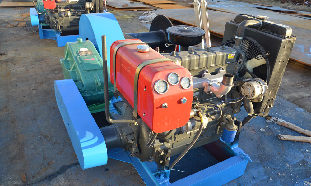 winch machine for sale