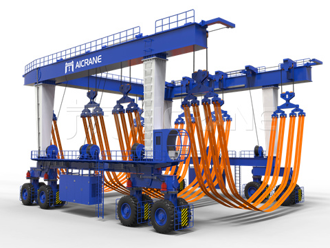 700 ton travel lift for sale