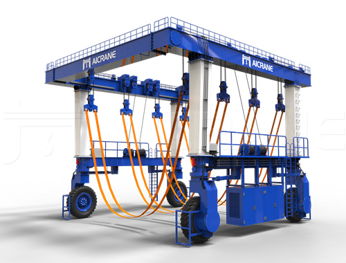 200 ton travel lift for sale