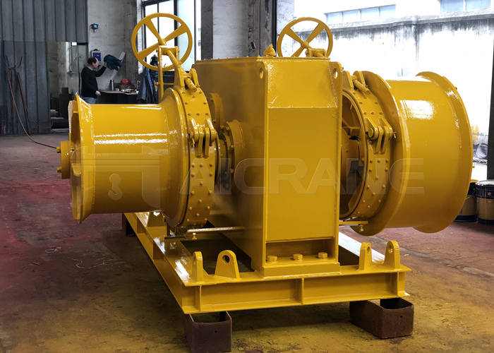 Electric Drum Electric Winch for sale