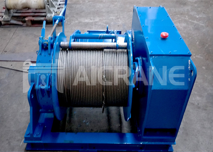 electric marine winch for sale