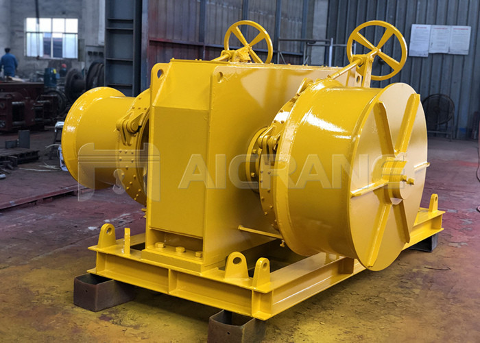doublr drum electric winch for sale