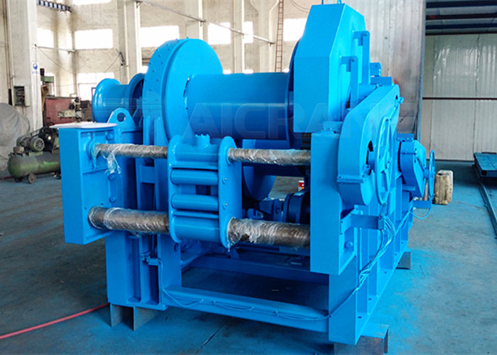 12T Positioning Waterfall Winch for sale