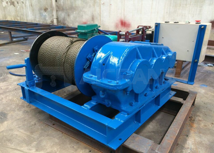 3T Winch To Indonesia