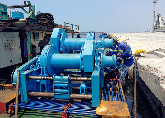 Hydraulic Winch In Philippines for sale