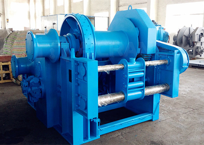 Positioning Waterfall Winch for sale