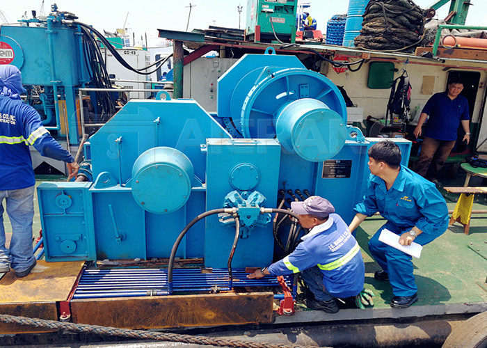 Waterfall Winch In Philippines for sale